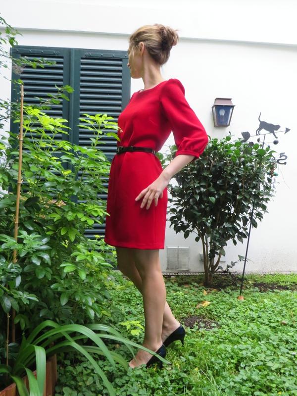 La Petite Robe Rouge (4)