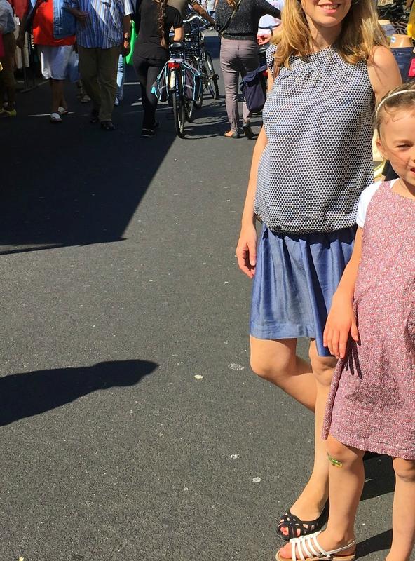 Blue skirt (1)